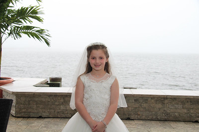 Alexa's Communion Party