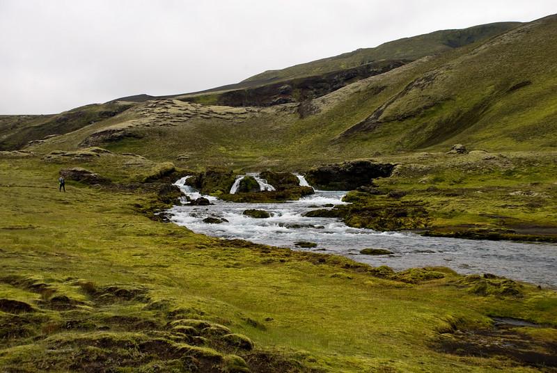 Foss í Syðri-Ófæru