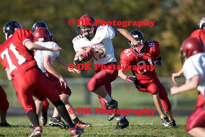 RHS Freshman vs BVHS Freshman 10/14/10