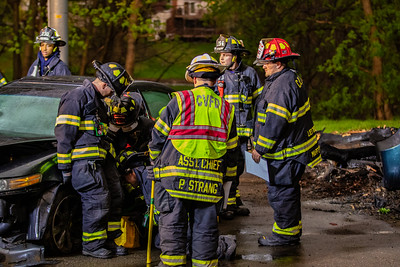 4-23-19 Mutual-Aid Extrication Drill