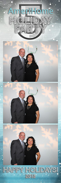 AmeriHome Mortgage Company's Fifth Annual Holiday Party! - 12/15/2018