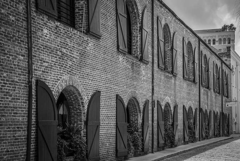 Charleston Archways