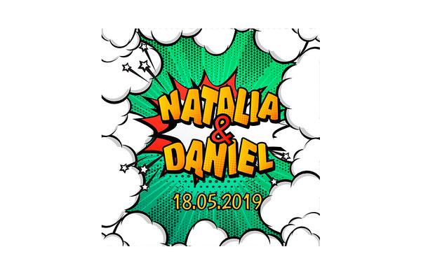 Natalia & Daniel - 18 mayo 2019