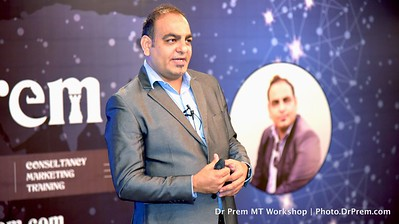 Dr Prem Workshop - Leadership, Marketing, StartUp, Medical Tourism,  2018 Mumbai