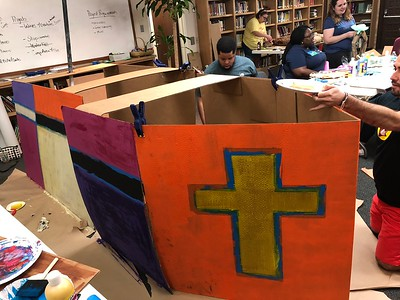 VBS Decorations 2018