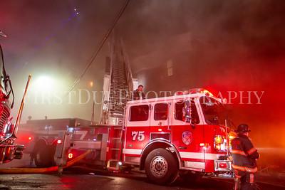 Yonkers 4th Alarm: 117 Stanley Ave 20 June 20