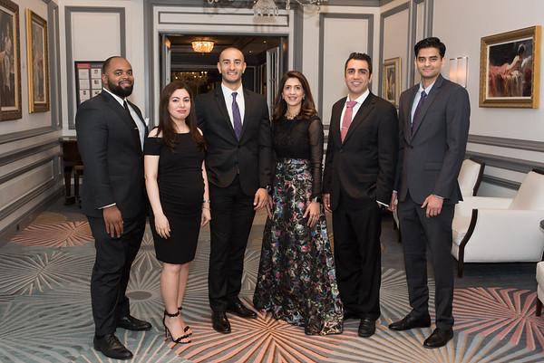 Gastroenterology Fellows Graduation 2018