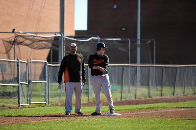 Platte County Baseball vs St Joe Central