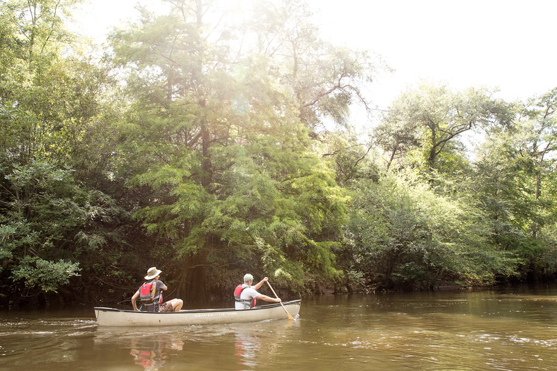 Flint River Watershed Paddle
