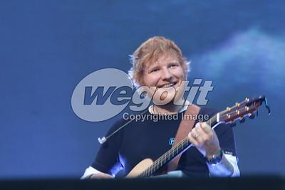 Ed Sheeran Berlin Auswahl