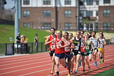 Men's 5000 Meter Final - 2015 Horizon League Outdoor T&F