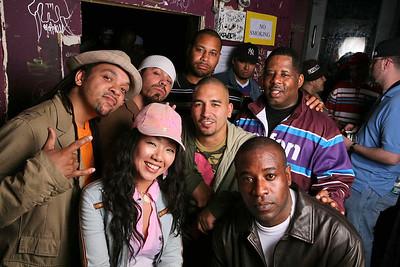 Brand Nubian, 88-Keys, Fresh Daily, DJ Lindsey + hosted by John Robinson & DJ Thanksgiving Brown