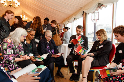Books Beyond Words - Book Launch at the House of Lords April 2018