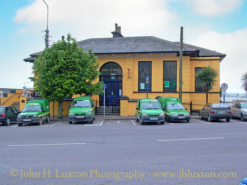 White Star Line Offices, Cóbh, County Cork, Eire - May 28, 2003
