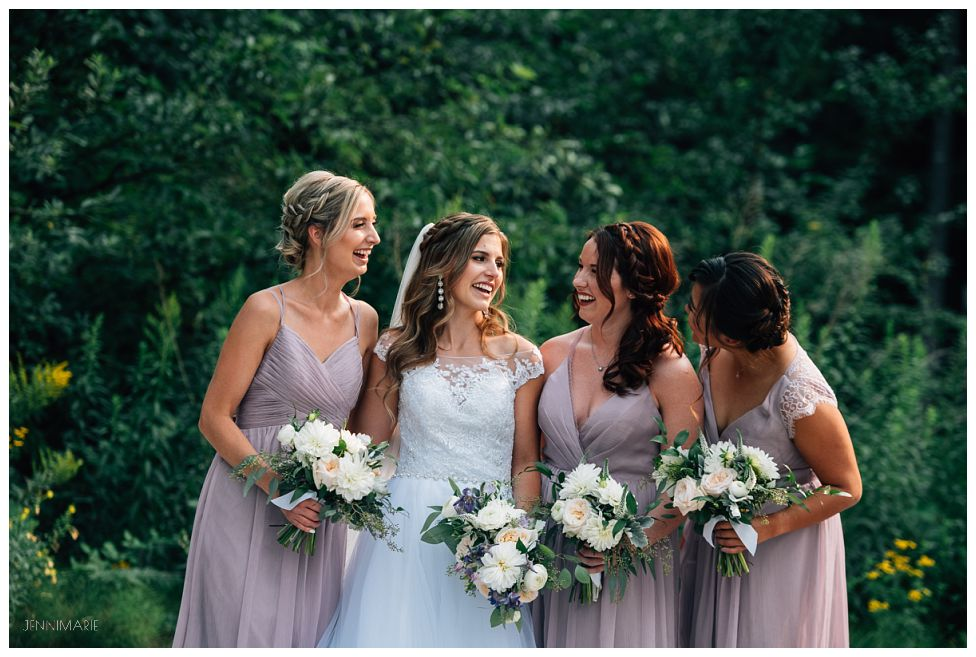 American Creek Lodge Wedding with Sophia's Flower Shop