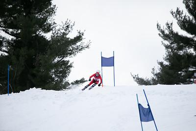 Girls' Alpine Skiing