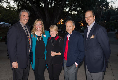 Selby Gardens,2018 Chairman's Circle, Lights In Bloom Preview