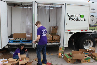 2015 Food Bank Distribution 5-9-15