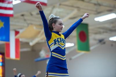 Girls Latin School Cheerleading –2019