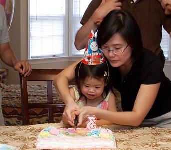 Kimberly 3rd Birthday - 2010