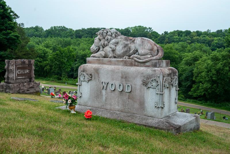 Anamosa Riverside Cemetery