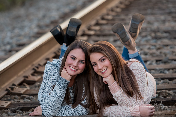 Hannah and Maddi
