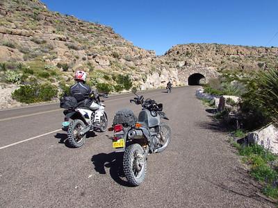 Texas Passes & Gaps