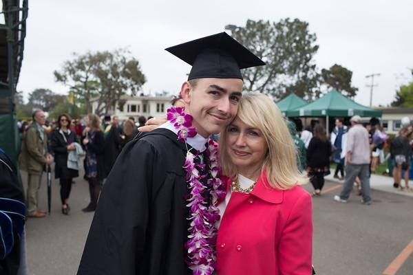 Nate's Graduation