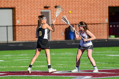 Girls Lacrosse: JV  Freedom @ Rock Ridge 05.01.2018 (by Al Shipman)