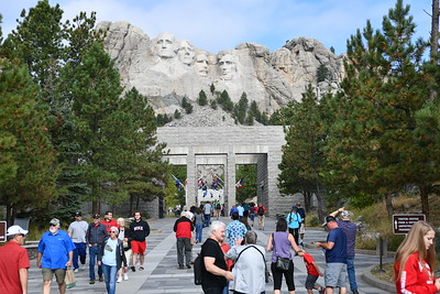 Mt Rushmore & Custer State Park