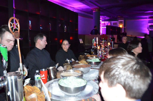 CW Bar Mitzvah with Encore Catering 03-03-12