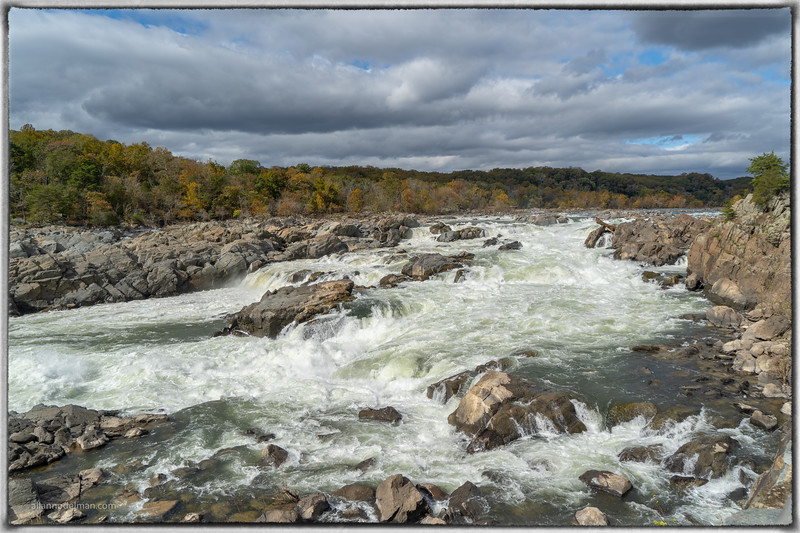 Great Falls Potomac River