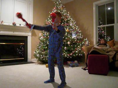 2008 CHRISTMAS VIDEOS