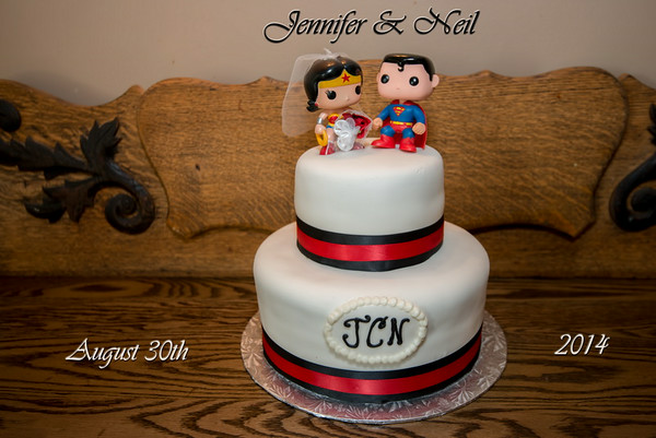 Jen & Neil Wedding Aug 30th 2014
