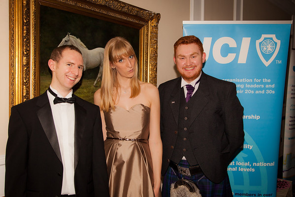 JCI Burn's Supper 2014