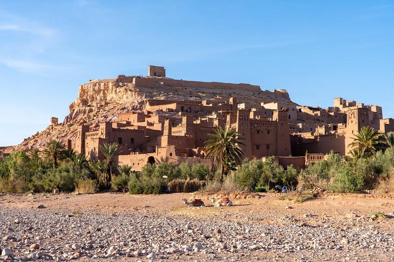 Ksar of Ait-Ben-Haddou, Morocco