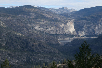 Hetch Hetchy, Giant Redwoods and Glacier Point