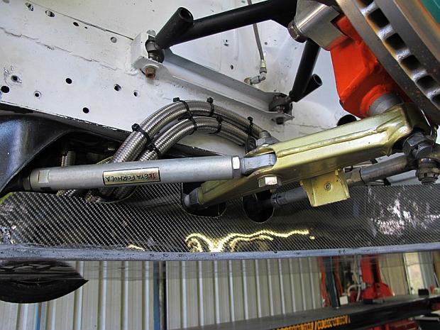 mca suspension s13 front suspension