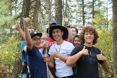 US 12th Camp Reed Ropes Course 8-29-18