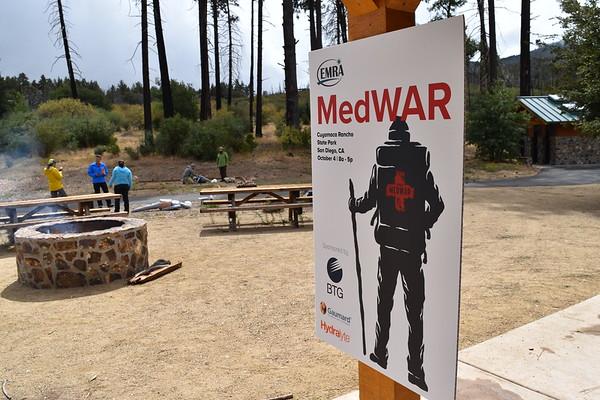 2018 - MedWAR