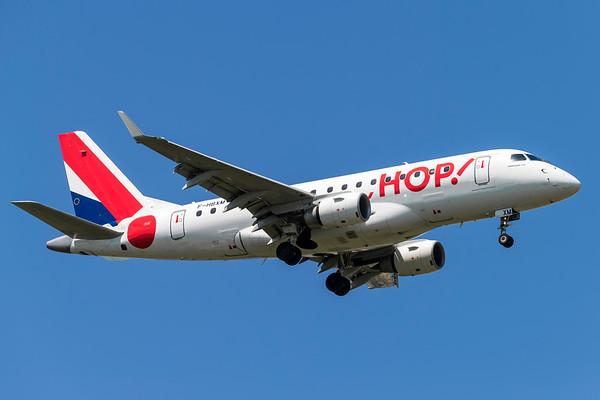 F-HBXM - Embraer 170