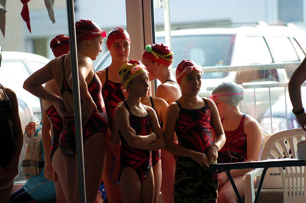 Heidelberg swim meet 5NOV06