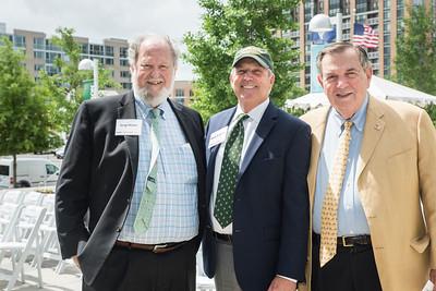 Antonin Scalia Law School statue unveiling