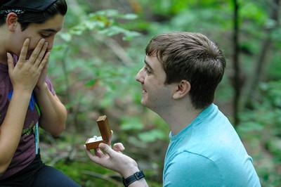Morgan and Ryan's Engagement