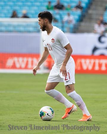 Canada v Cuba Concacaf Gold Cup 6-23-2019