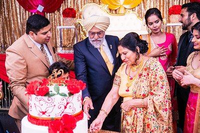 Bant & Surjit's 50th Anniversary