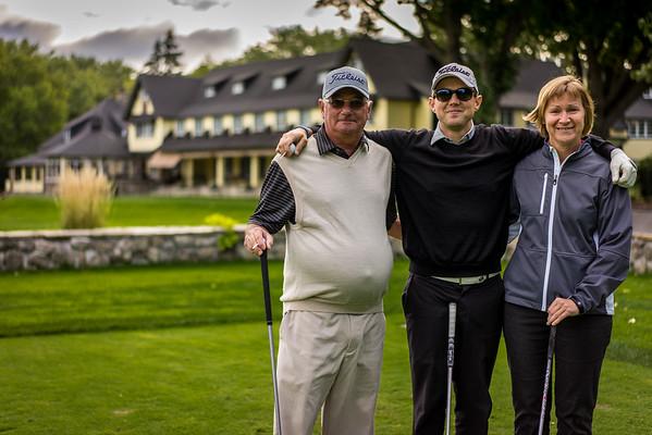 Kanawaki - Golf with Matt, Daniel & Guylaine