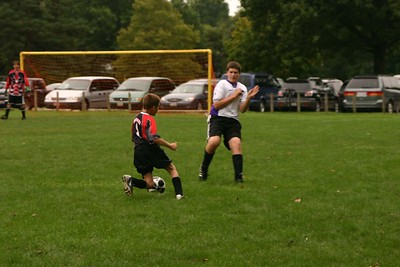 Fairview  Soccer (D. Snow U 14) Fall 04