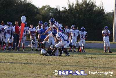 Olympia JV Game 2013