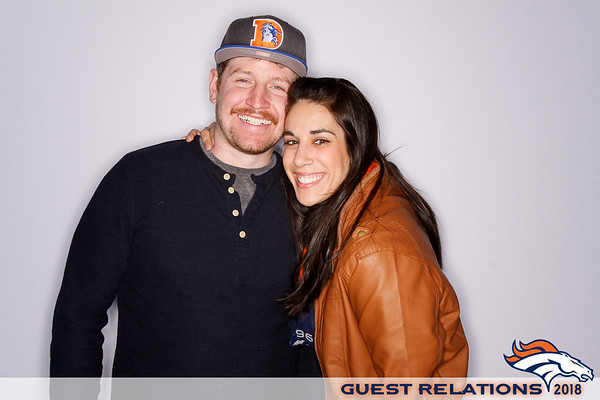 Broncos Guest Relations Party | 02.09.19